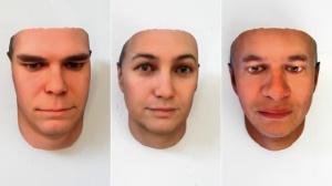 dna facial portraits